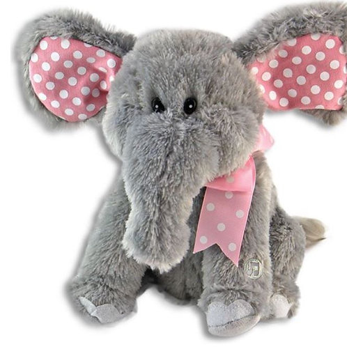 Cuddle Barn® Ellie Elephant (With Sound and Movement)