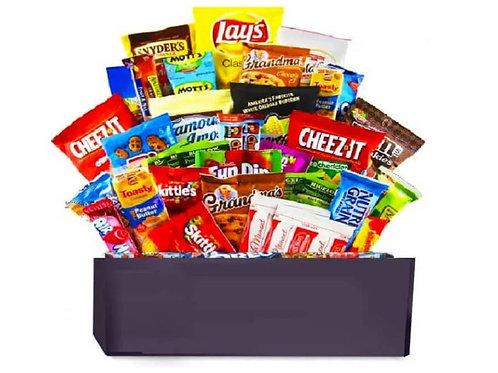 Super Snacks Gift Basket