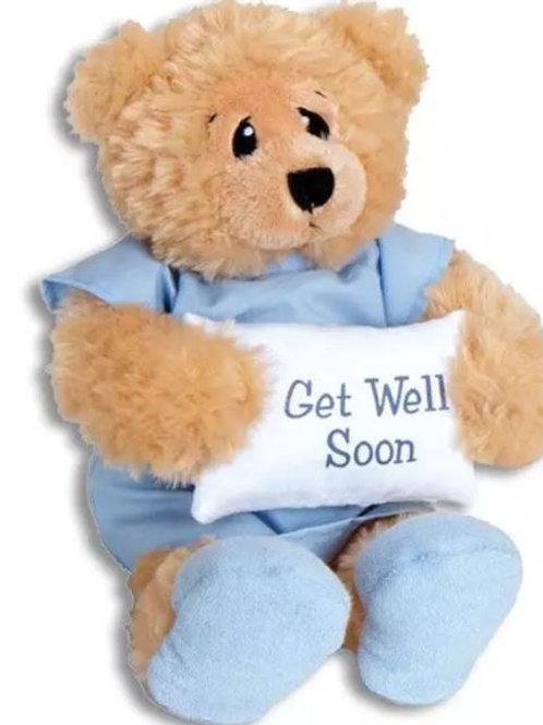 Get Well Soon Hospital Bear