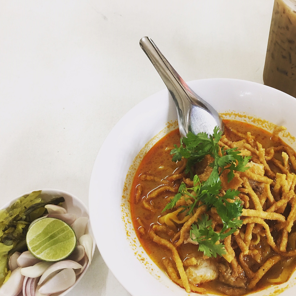 Khao Soy noodle l Are you a picky eater?
