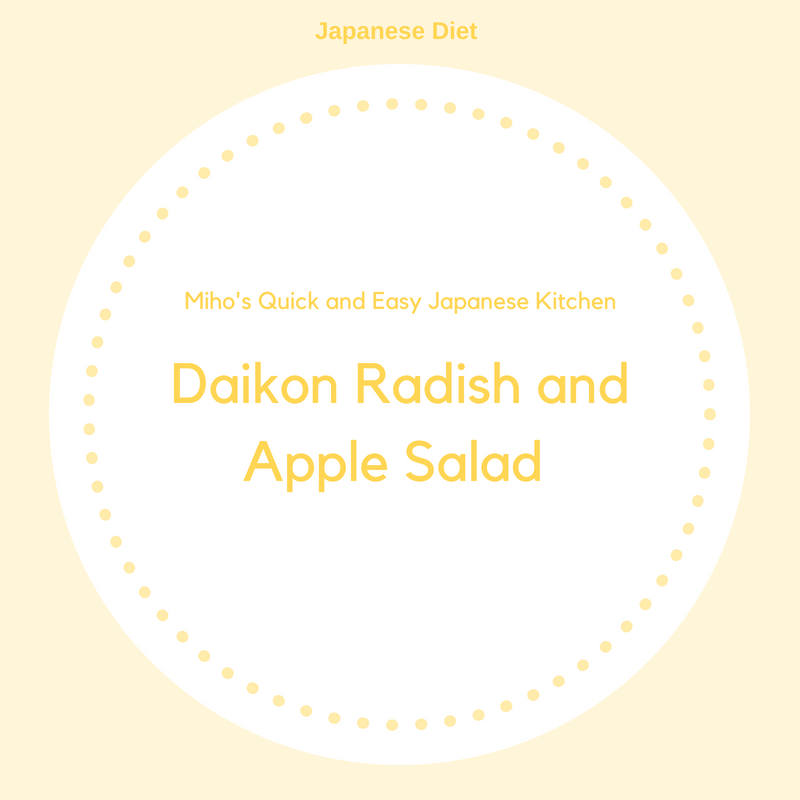 Miho's quick and easy Japanese kitchen