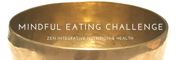 mindful eating challenge