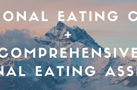 Craving for a comfort food? - how to manage your emotional eating