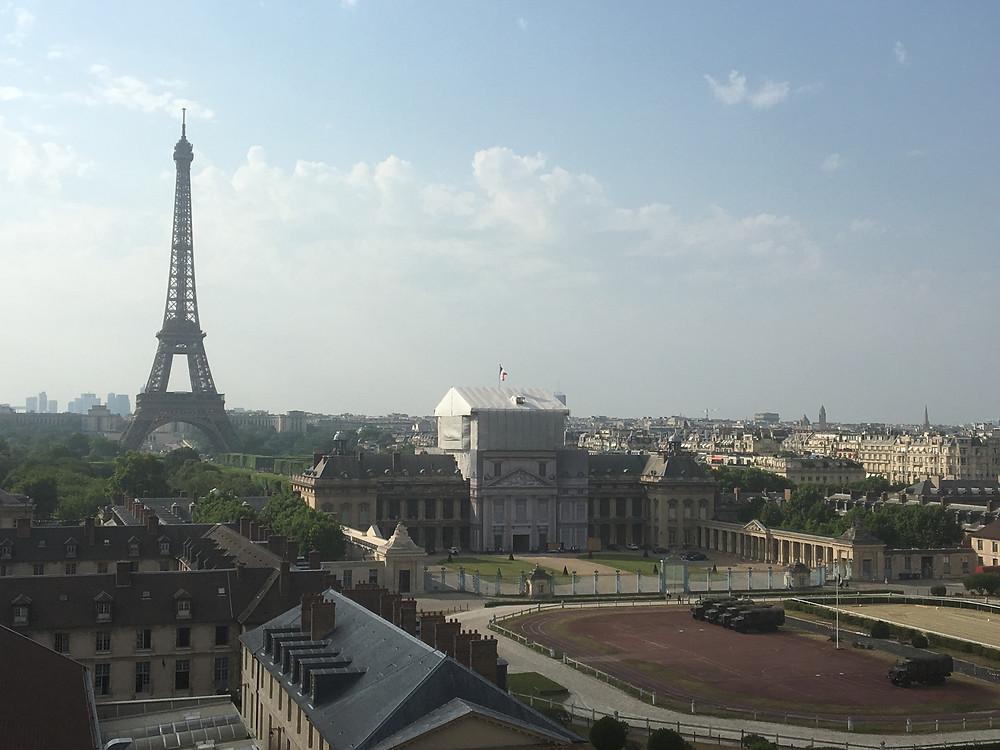 パリで開催されたUNESCO-IOC総会に出席しました。