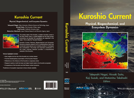 "New Book ""Kuroshio Current"""