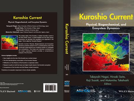 """New Book """"Kuroshio Current"""""""