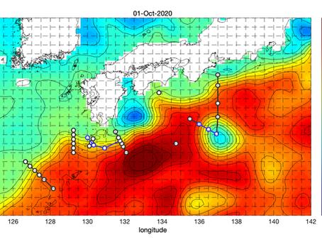 """RV Hakuho-Maru """"Kuroshio Paradox"""" cruise 白鳳丸調査航海「黒潮域栄養塩供給のホットスポットを探る」"""