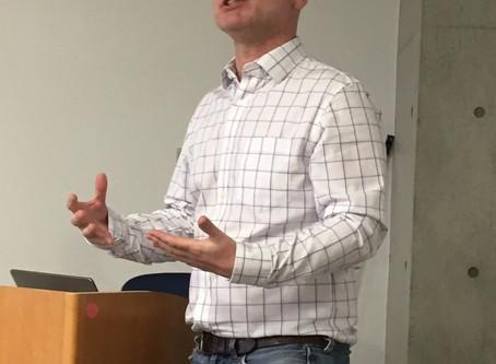 Prof. Andrew Hirstの講義