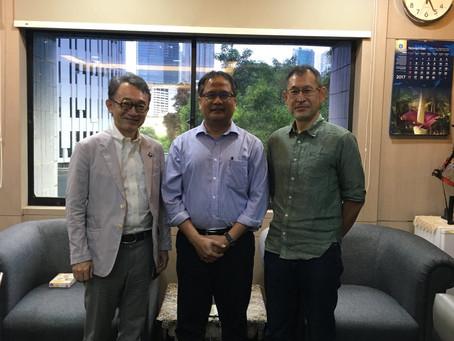 インドネシア科学院訪問
