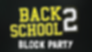 Block Party Aug 31st 5-7 p.m_