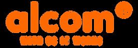 Alcom Logo 2019 - Orange.png