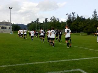 FC Raiffeisen St. Gallen - FC SVA 0 : 6