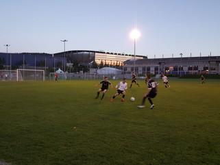 Cup Viertelfinale: FC SVA SG – FC Raiffeisen SG 2:1 (0:0)