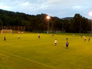 FC SVA SG – FC Polizei 2:2 (1:0), 2:4 n.E.