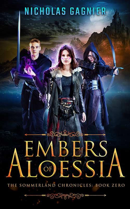 Embers of Aloessia by Nicholas Gagnier