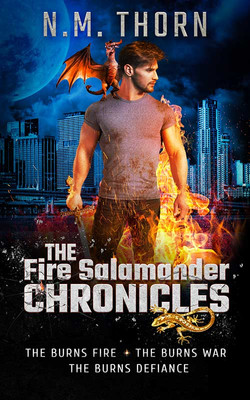 the Fire Salamander Series Box Set