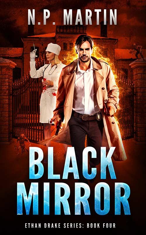 Black Mirror by N.P. Martin