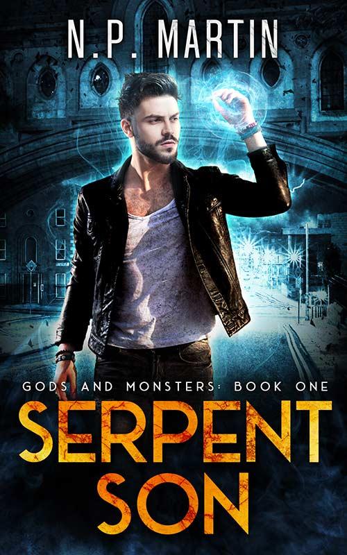 Serpent Son by N.P. Martin