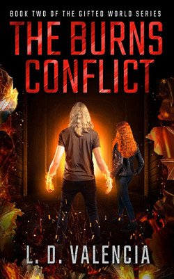 The Burns Conflict by L.D. Valencia