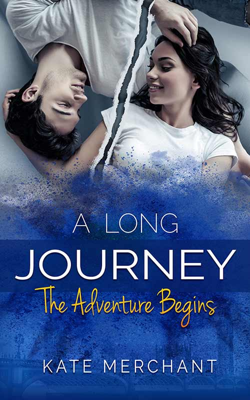 The Adventure Begin by Kate Merchant