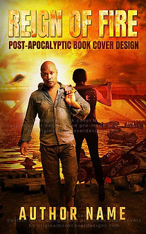 Reign of Fire - ebook cover