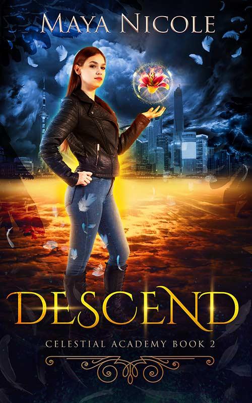 Descend by Maya Nicole