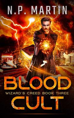 Blood Cult by N.P. Martin