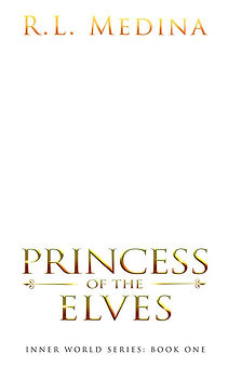 Title Page - Princess of the Elves - Col