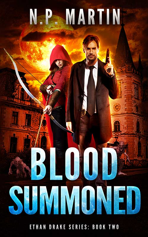 Blood Summoned by NP Martin