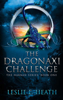 The Dragonaxi Challenge by Leslie E. Heath