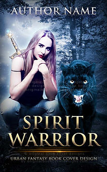 spirit warrior ebook cover