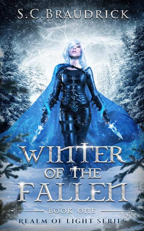 Winter of the Fallen, S.C. Braudrick