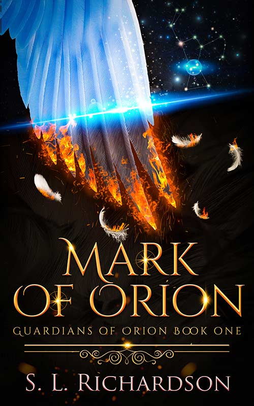 Mark of Orion by S. L. Richardson