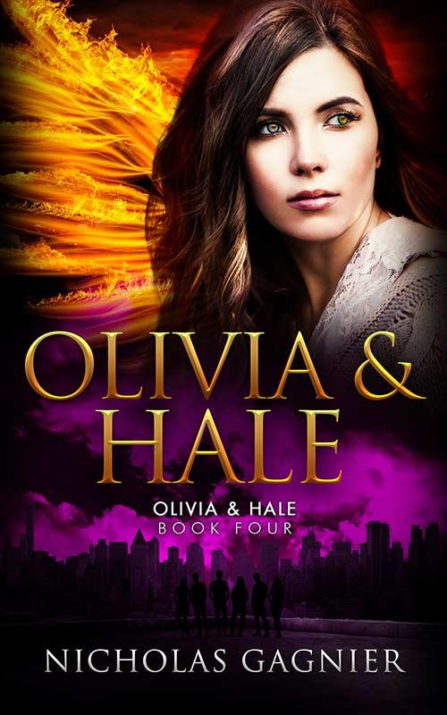 Olivia & Hale by Nicholas Gagnier