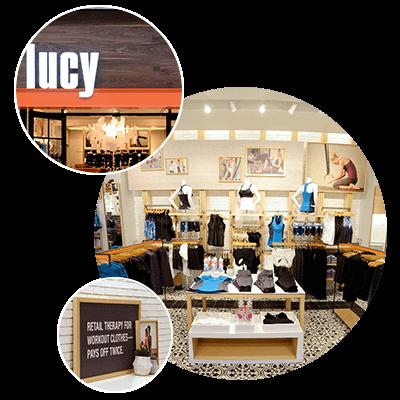 Lucy, Rush Creative Studio