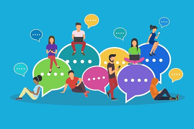 marketing through Facebook groups