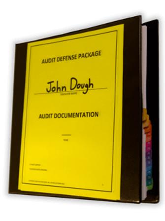 Audit Defense Package