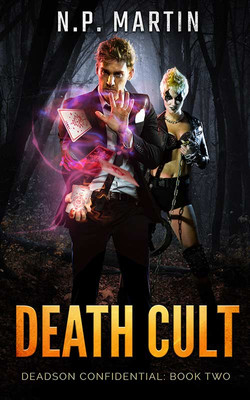Death Cult by N.P. Martin