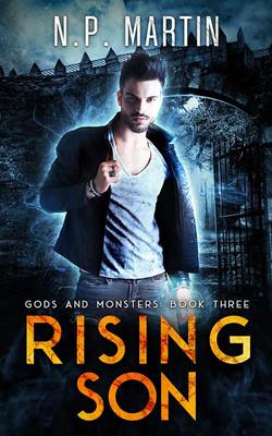 Rising Son by N.P. Martin