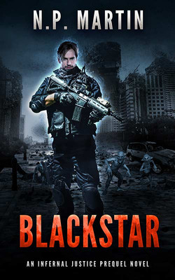 Blackstar by N.P. Martin