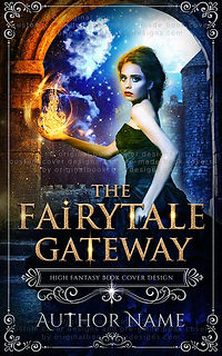 Pre-made book cover desings