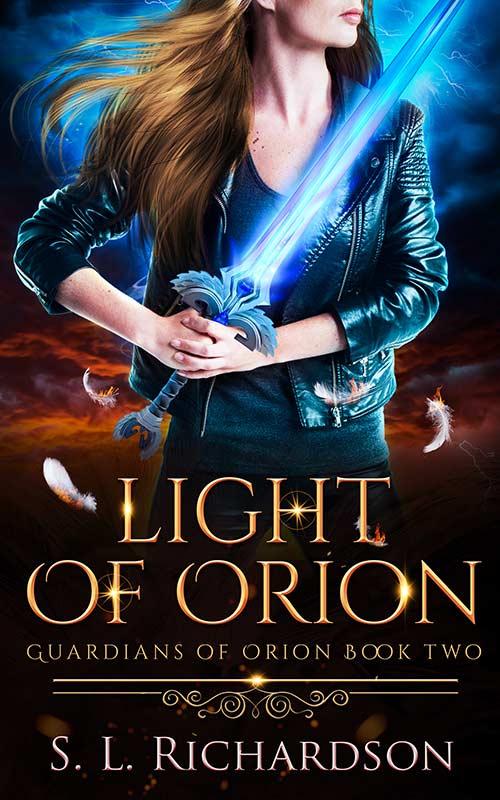 Light of Orion by S.L. Richardson