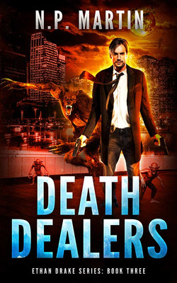Death Dealers by N.P. Martin