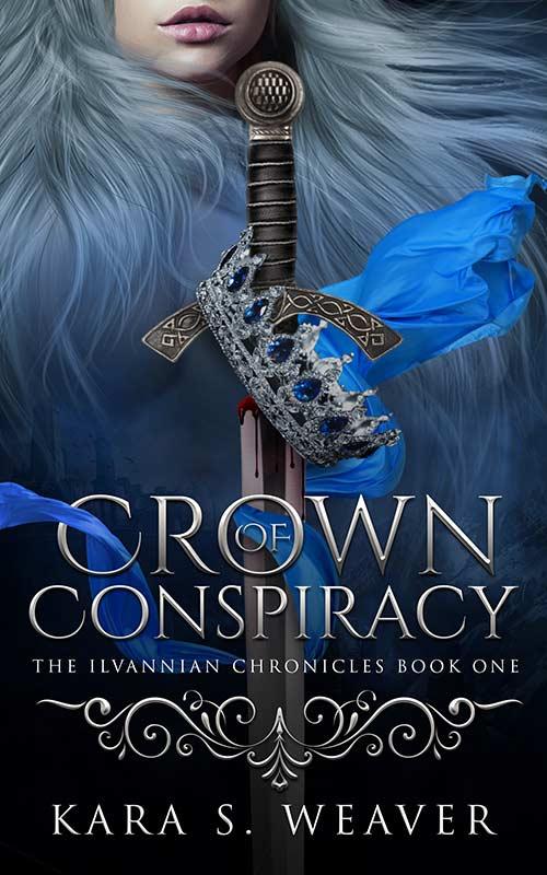 Crown of Conspiracy, Kara S. Weaver
