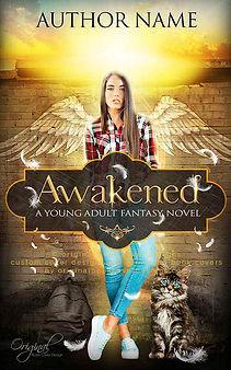 pre-made book cover designs