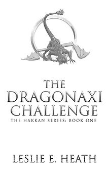 Title Page-The Dragonaxi Challenge-B&W.j