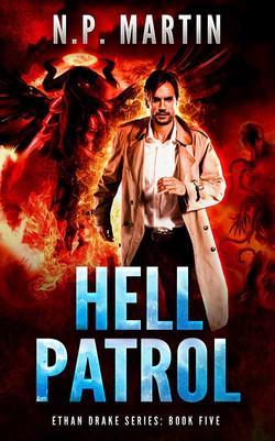 Hell Patrol by N.P. Martin