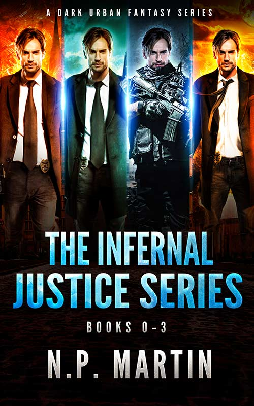 Infernal Justice Series by NP Martin