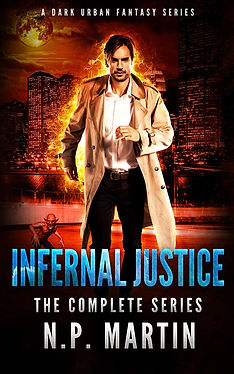 eBook-Infernal Justice - The Complete Se