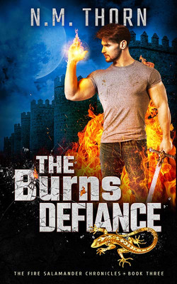 The Burns Defiance by N.M.Thorn